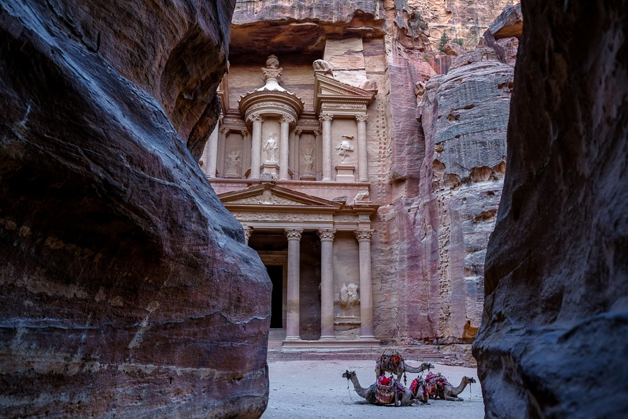 temperament shoes many fashionable superior quality Petra, Jordan Travel Guide - Inside The Ancient City - Map ...