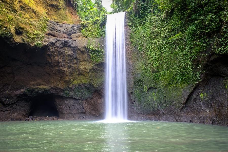 Tibumana Waterfall in Bali