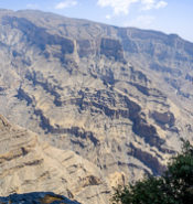 Grand Canyon Of Oman