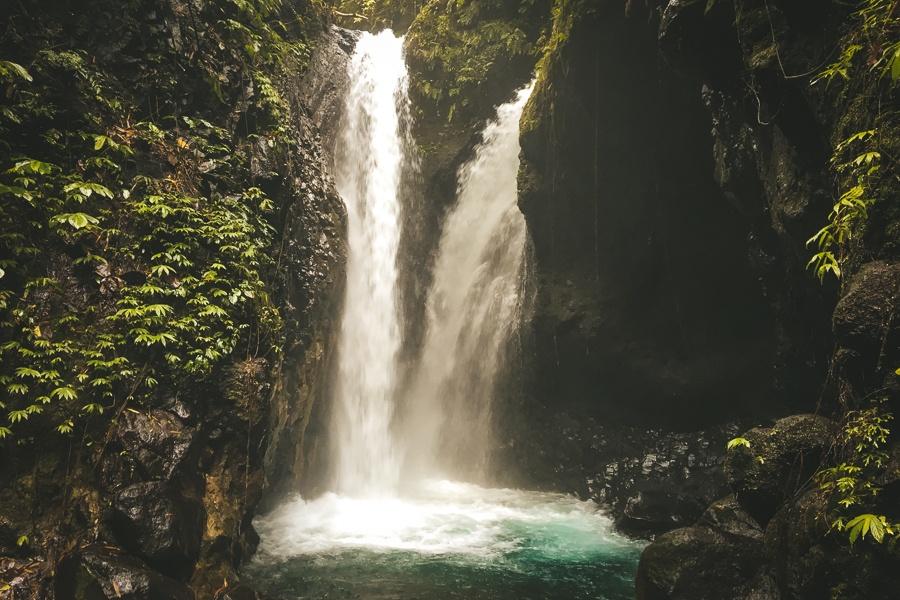 Campuhan Waterfall in Bali