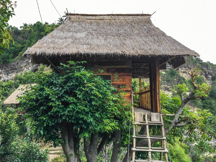 Rumah Pohon Molenteng treehouse in Bali