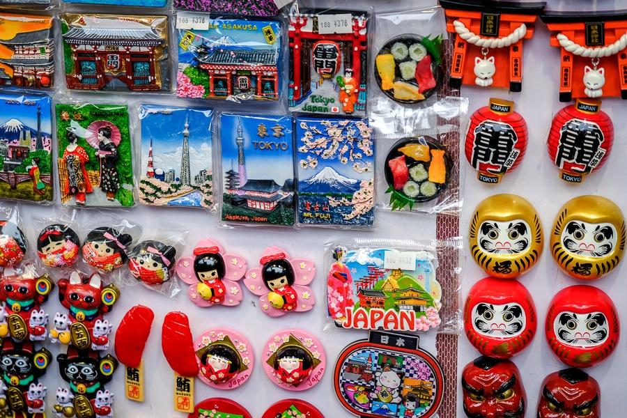Japan fridge magnets