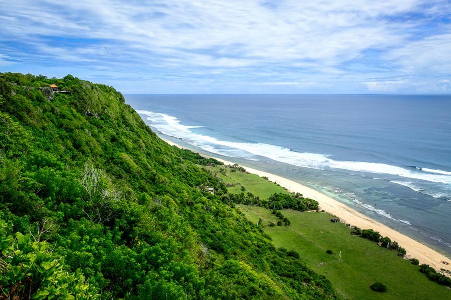 Nyang Nyang cliffs
