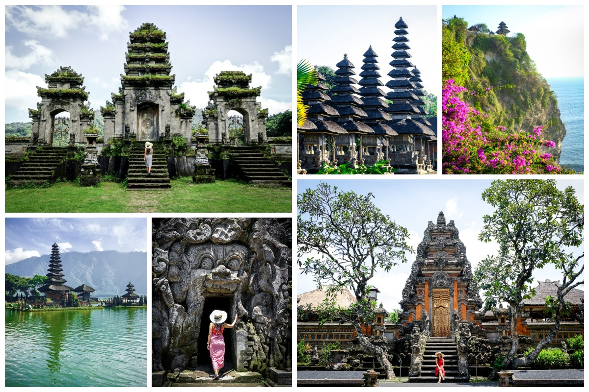 Bali temple guide for the best temples in Bali Indonesia