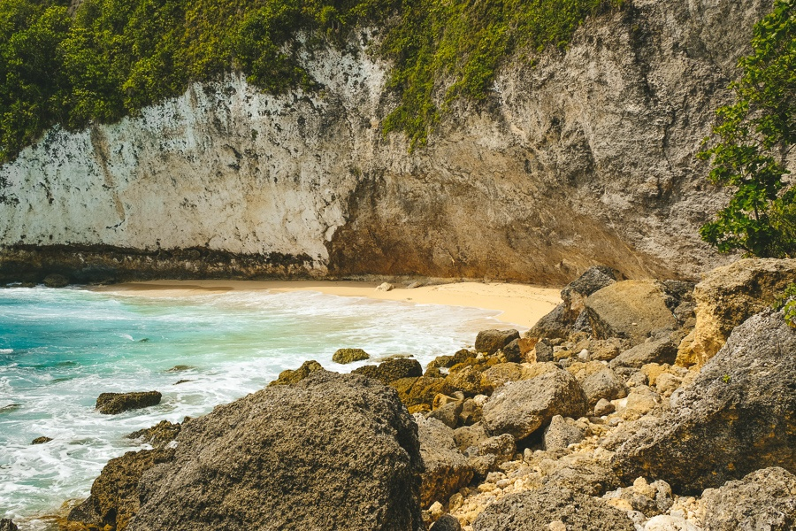 Batu Siha sand
