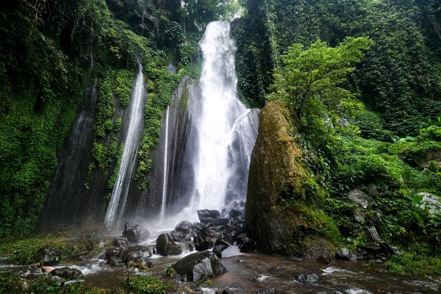 Santhipala Waterfall Bali