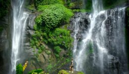 Bali waterfalls guide for the best waterfalls in Bali Indonesia