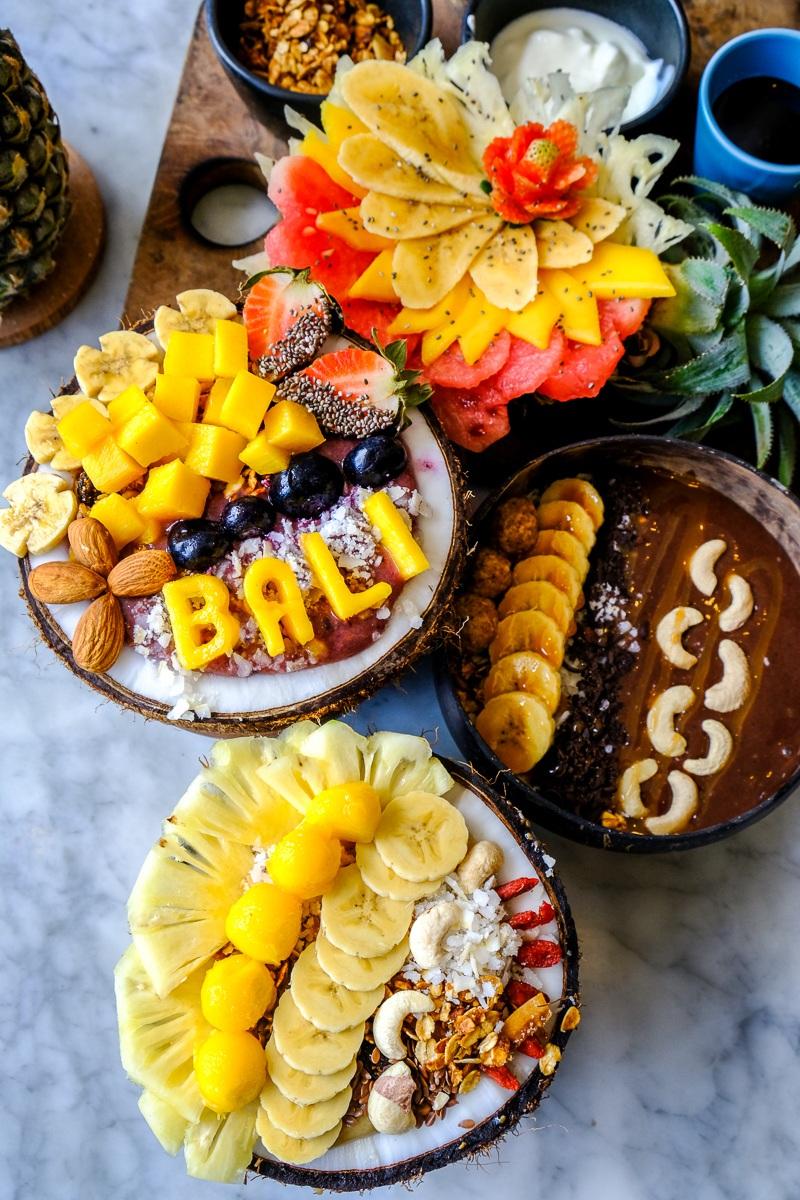 Cafe Organic Fresh Fruit Acai
