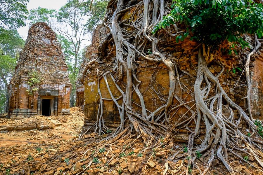 Prasat Pram Temple