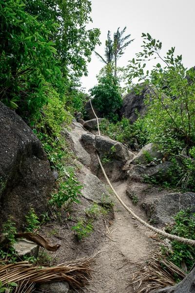 John Suwan trail
