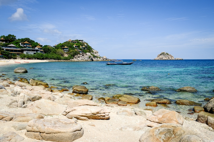 Sai Daeng Beach in Koh Tao