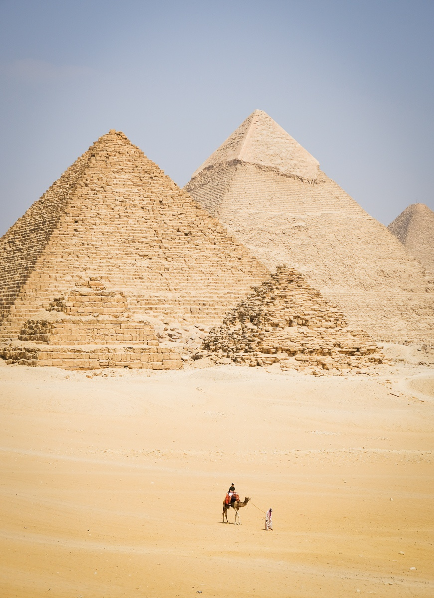 The Great Pyramids Of Giza In Egypt Facts Tours Pictures