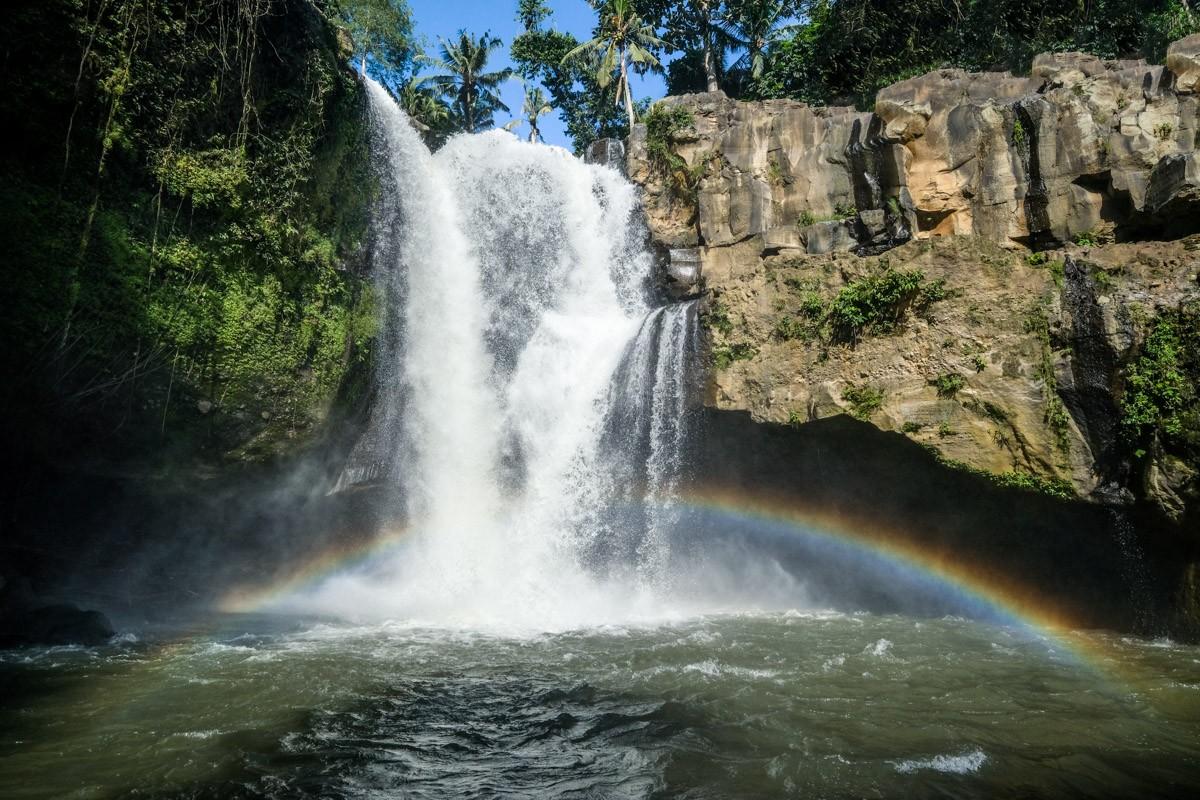 Tegenungan Waterfall Bali Ubud Blangsinga