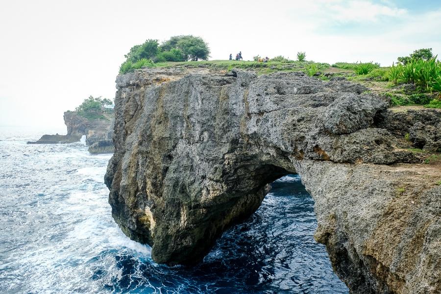 Broken Beach Nusa Penida Bali Bay