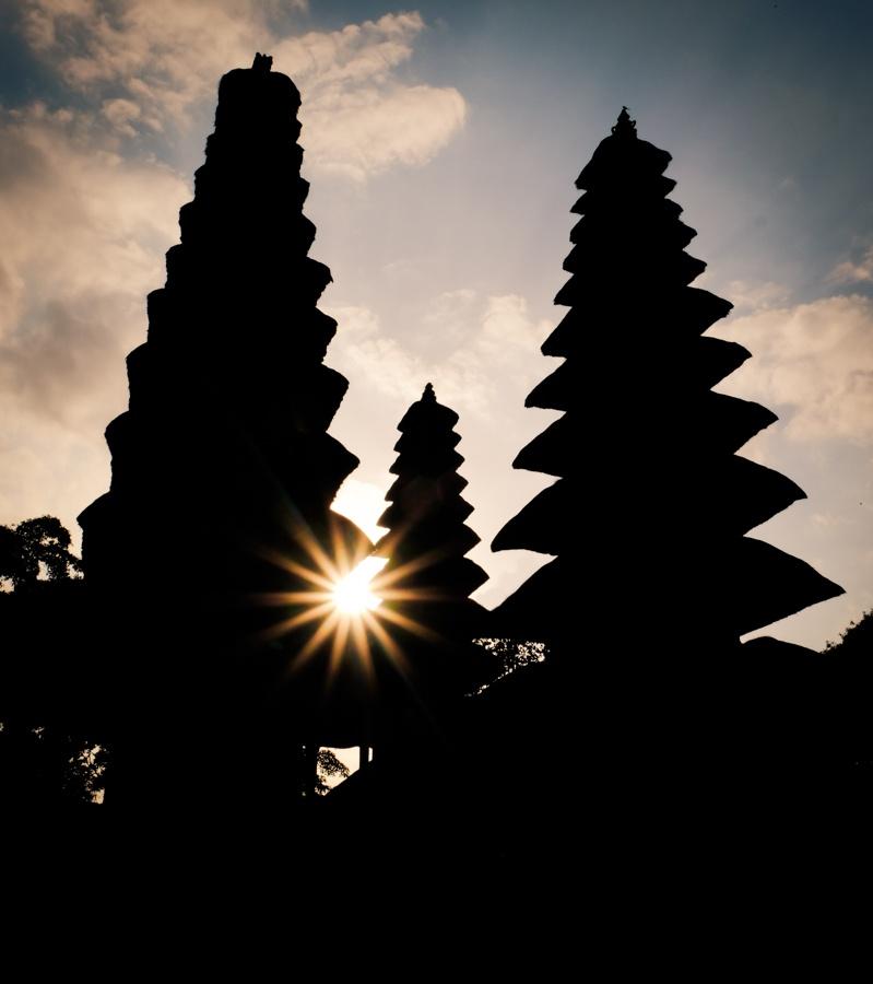 Asian pagodas