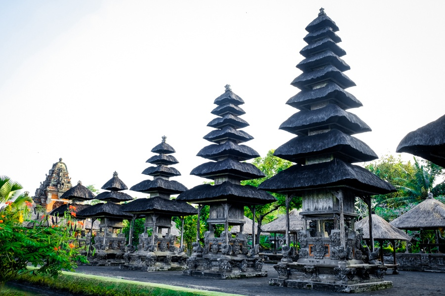 Taman Ayun Temple In Mengwi Bali