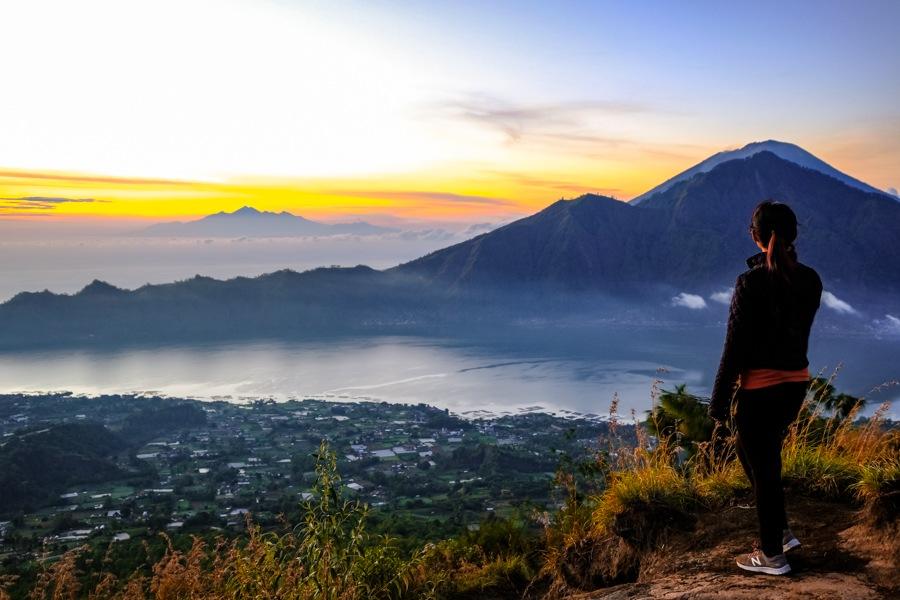 Gunung Batur sunrise trek