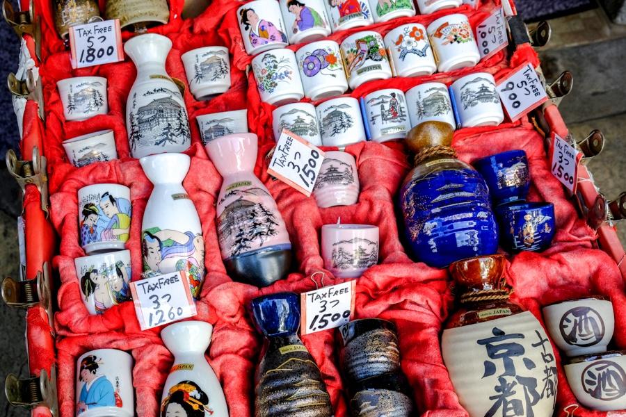Kyoto souvenirs