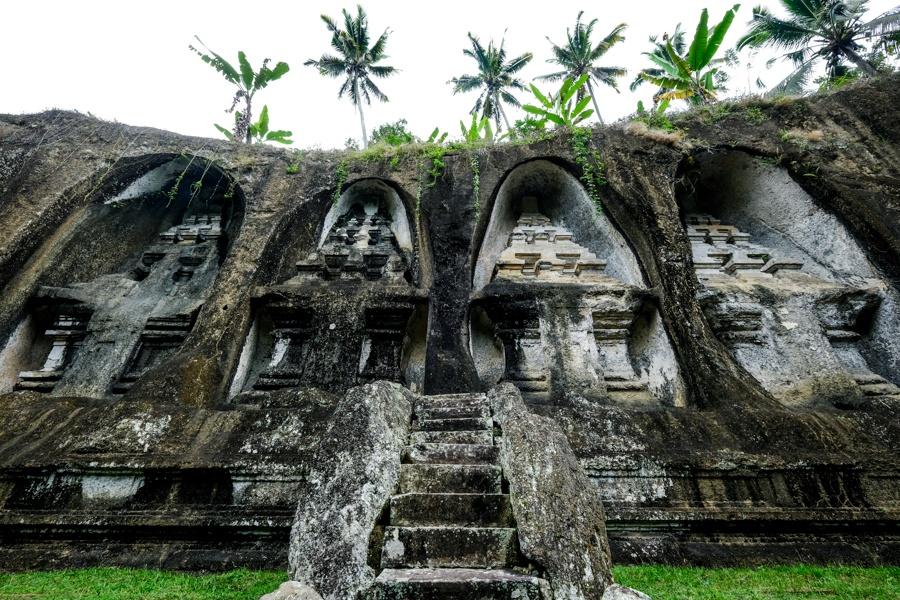 Pura Gunung Kawi Temple in Bali