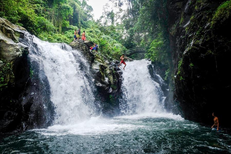 Kembar Waterfall in Bali