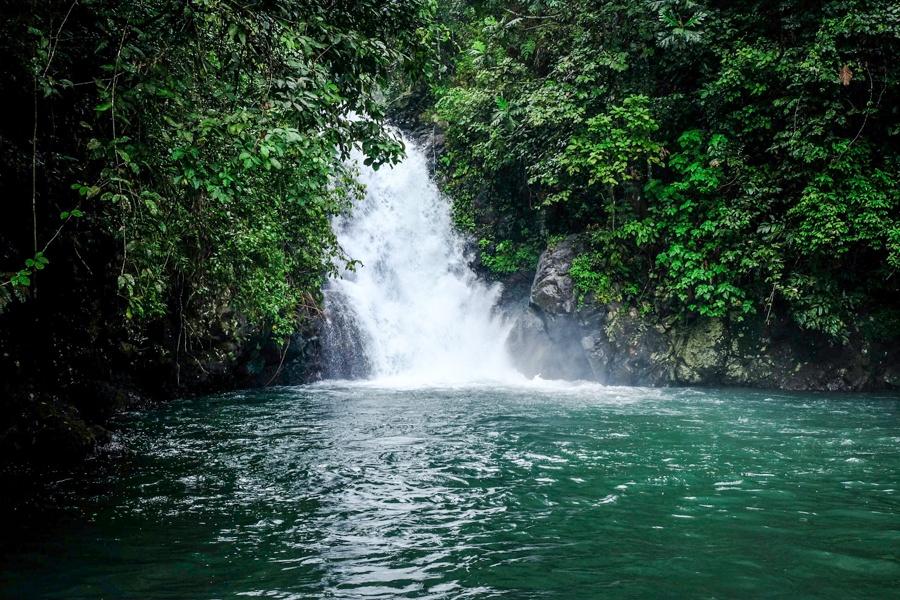 Pucak Waterfall in Bali