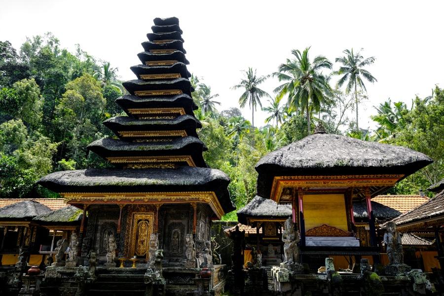 Pura Kehen Temple in Bangli Bali