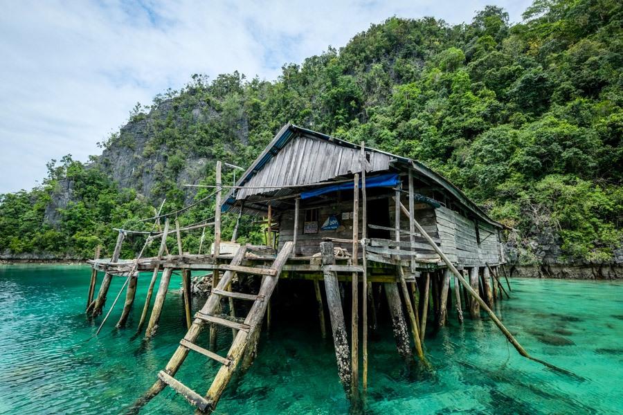 Rumah Nenek Grandma's House in Sulawesi