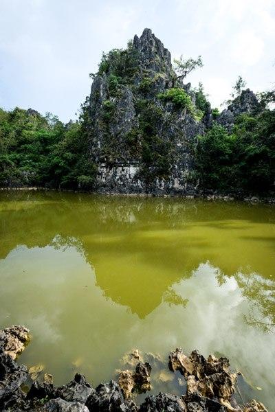 Limbong Lake aka Danau Limbong in Rantepao Toraja
