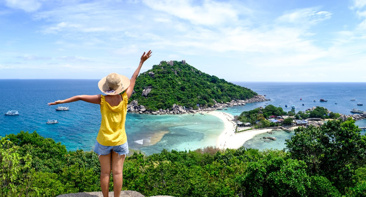Koh Tao Viewpoint Guide Best Viewpoints In Koh Tao Thailand
