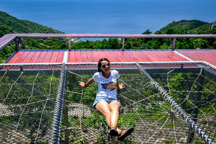 Love Koh Tao Viewpoint