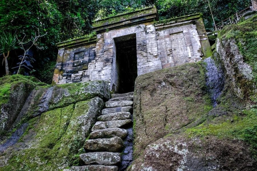 Goa Garba Pejeng temple in Bali