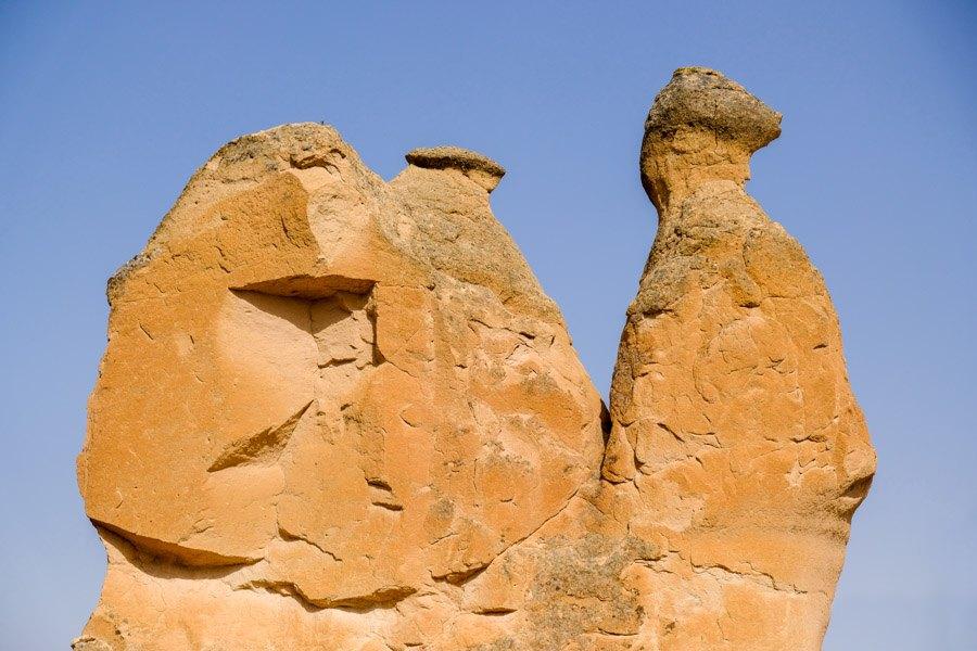 Devrent Valley in Cappadocia Turkey