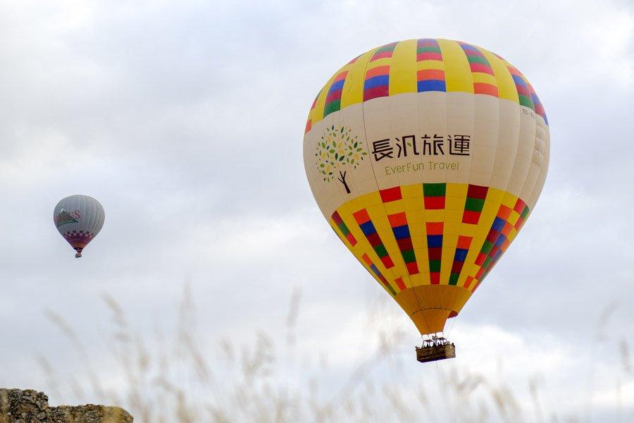 Cappadocia Hot Air Balloon Ride In Turkey