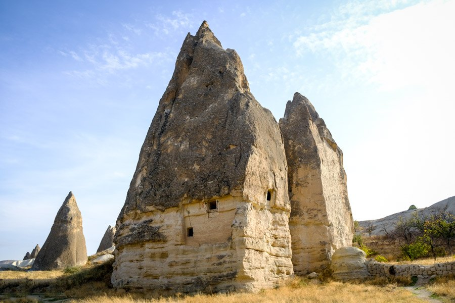 Cappadocia Turkey Goreme Cave House