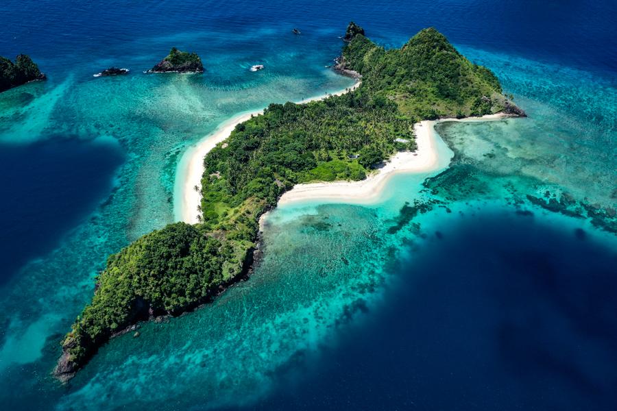 Pulau Masare Island Siau Indonesia
