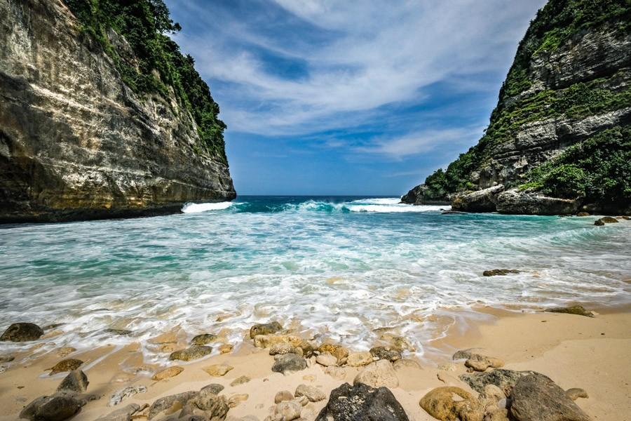 Nyanyad Beach Nusa Penida