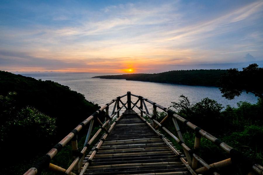 Amok Sunset Nusa Penida