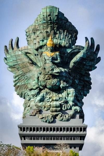 Garuda Wisnu Kencana GWK Statue