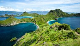 Padar Island Indonesia Komodo Day Trip From Labuan Bajo