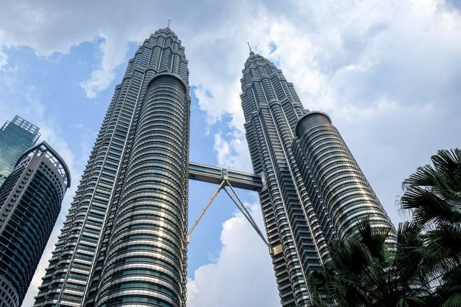 Petronas Towers Kuala Lumpur Malaysia KL Twin Towers