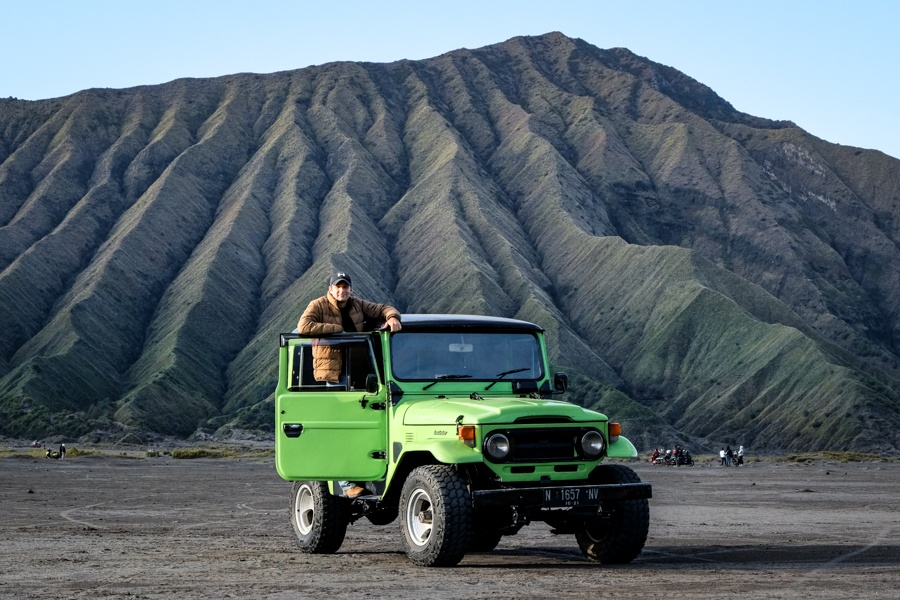 Mount Bromo Volcano Indonesia Jeep Tour
