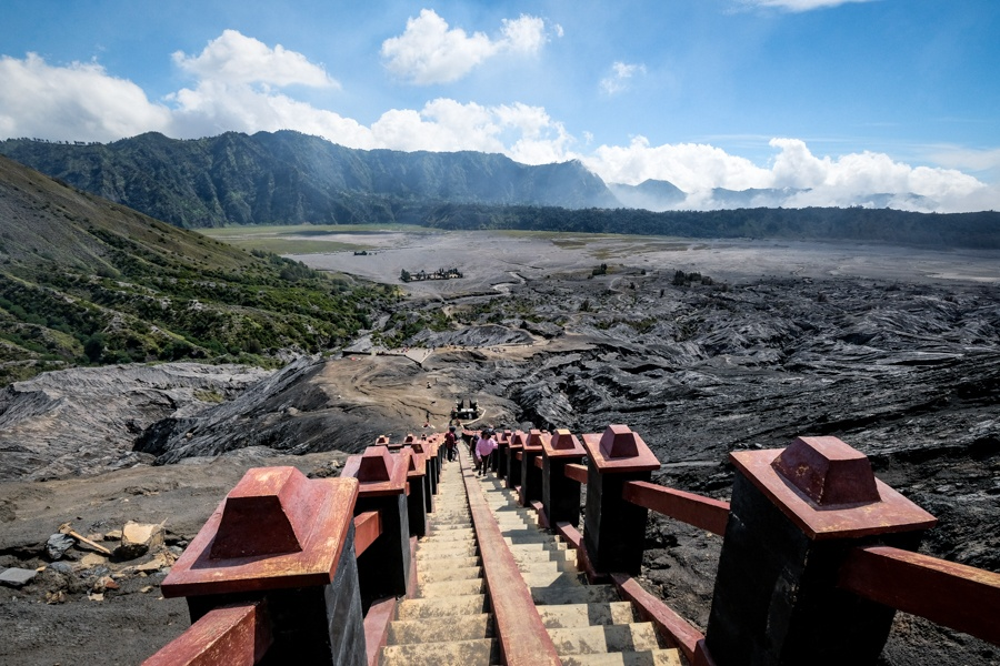 Mount Bromo Crater Hike