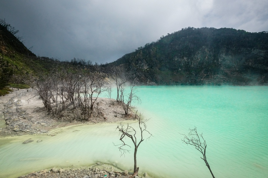 Sulfur Lake