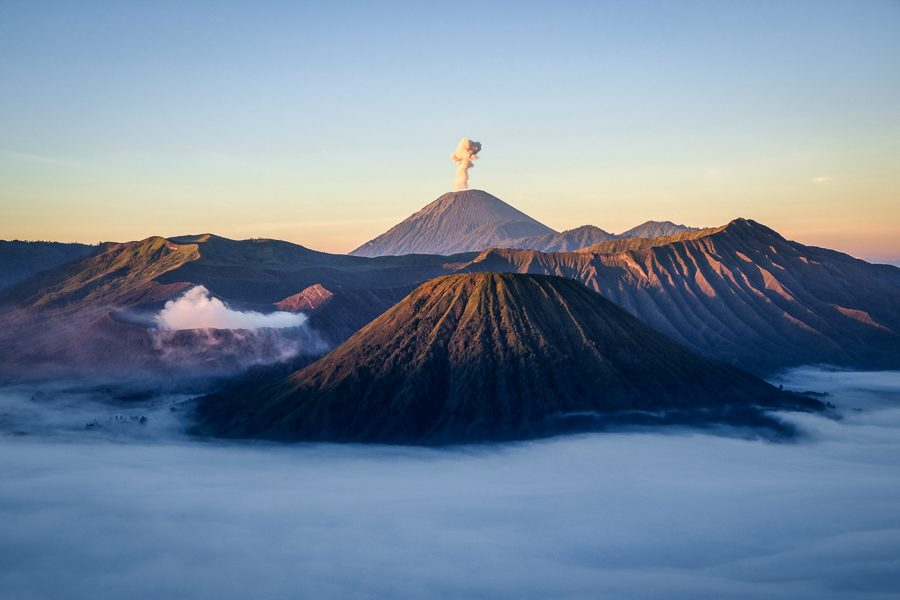 Mount Bromo Sunrise Indonesia Volcano Crater Tour