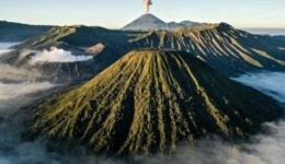 Mount Bromo Sunrise Java Indonesia Volcano Crater Tour