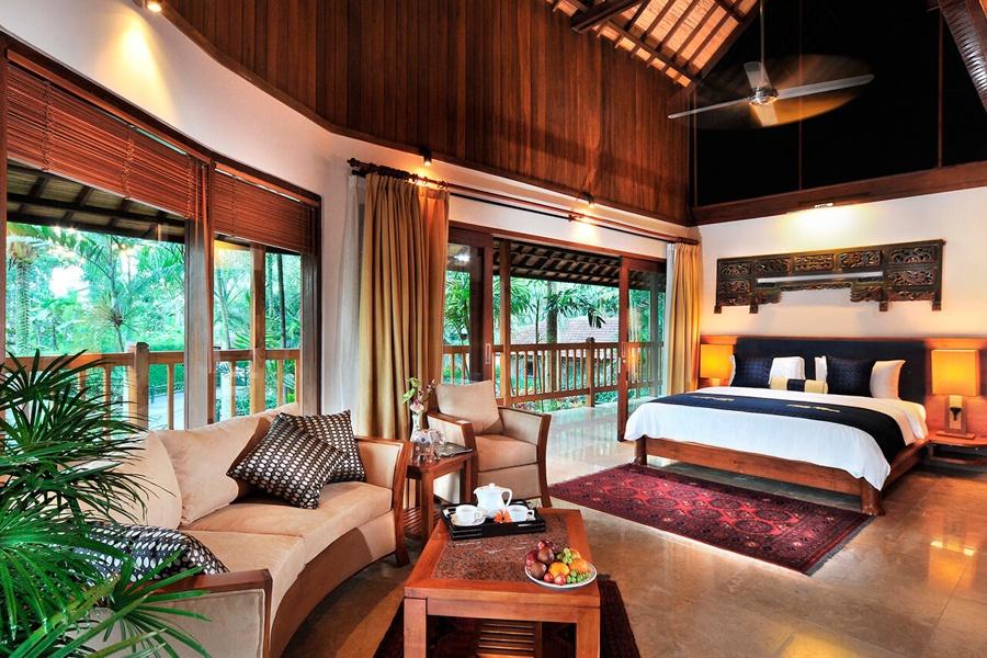 Mason Elephant Lodge Bedroom