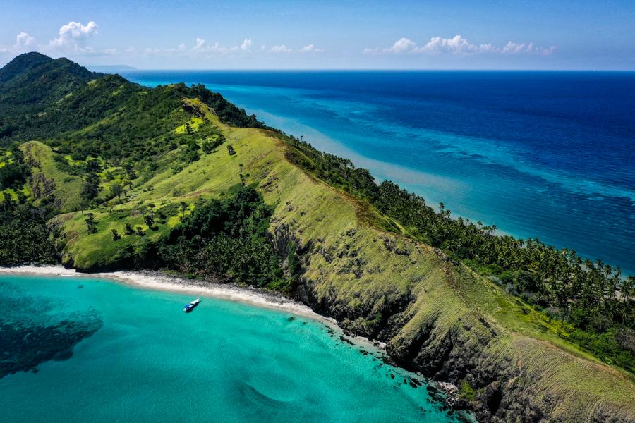 Pulau Polassi Island Selayar Sulawesi Indonesia