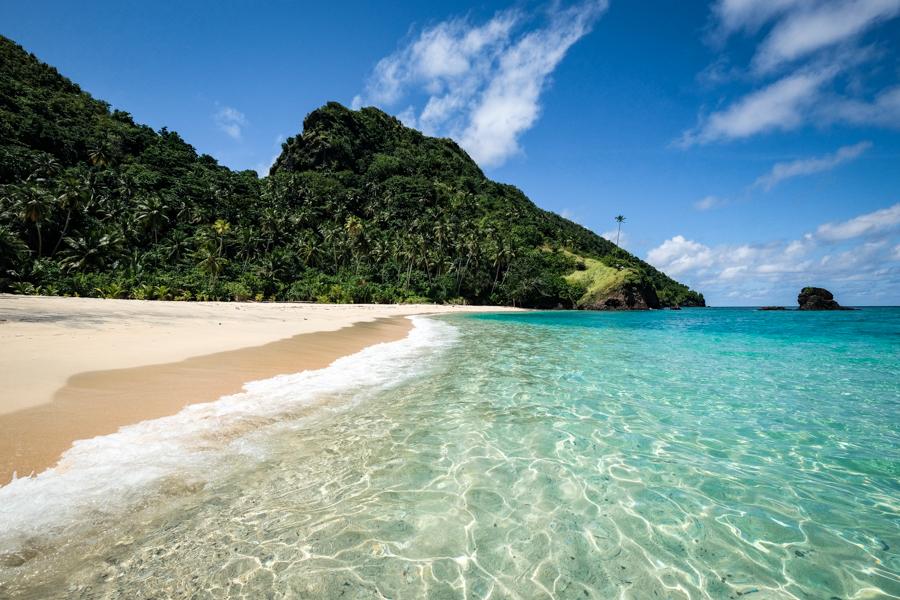 Pulau Siau Island Sulawesi Indonesia Pulau Mahoro Island