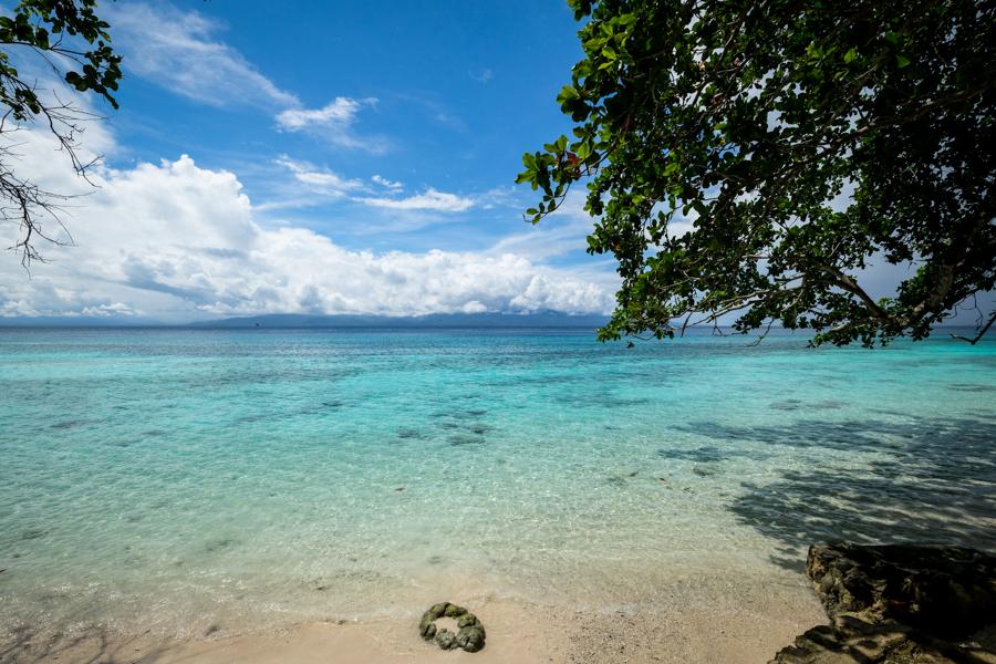 Pantai Liang Beach Ambon Maluku