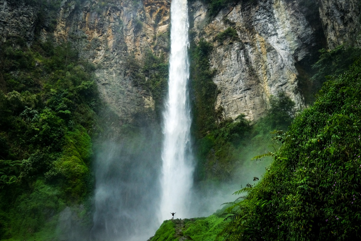 Indonesia Waterfall Guide Best Waterfalls In Indonesia